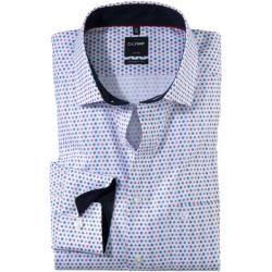 Photo of Olymp Luxor shirt, modern fit, Global Kent, red, 41 Olymp