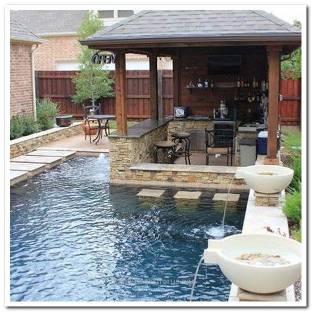 37 fabulous backyard patio landscaping ideas 23 #backyardoasis