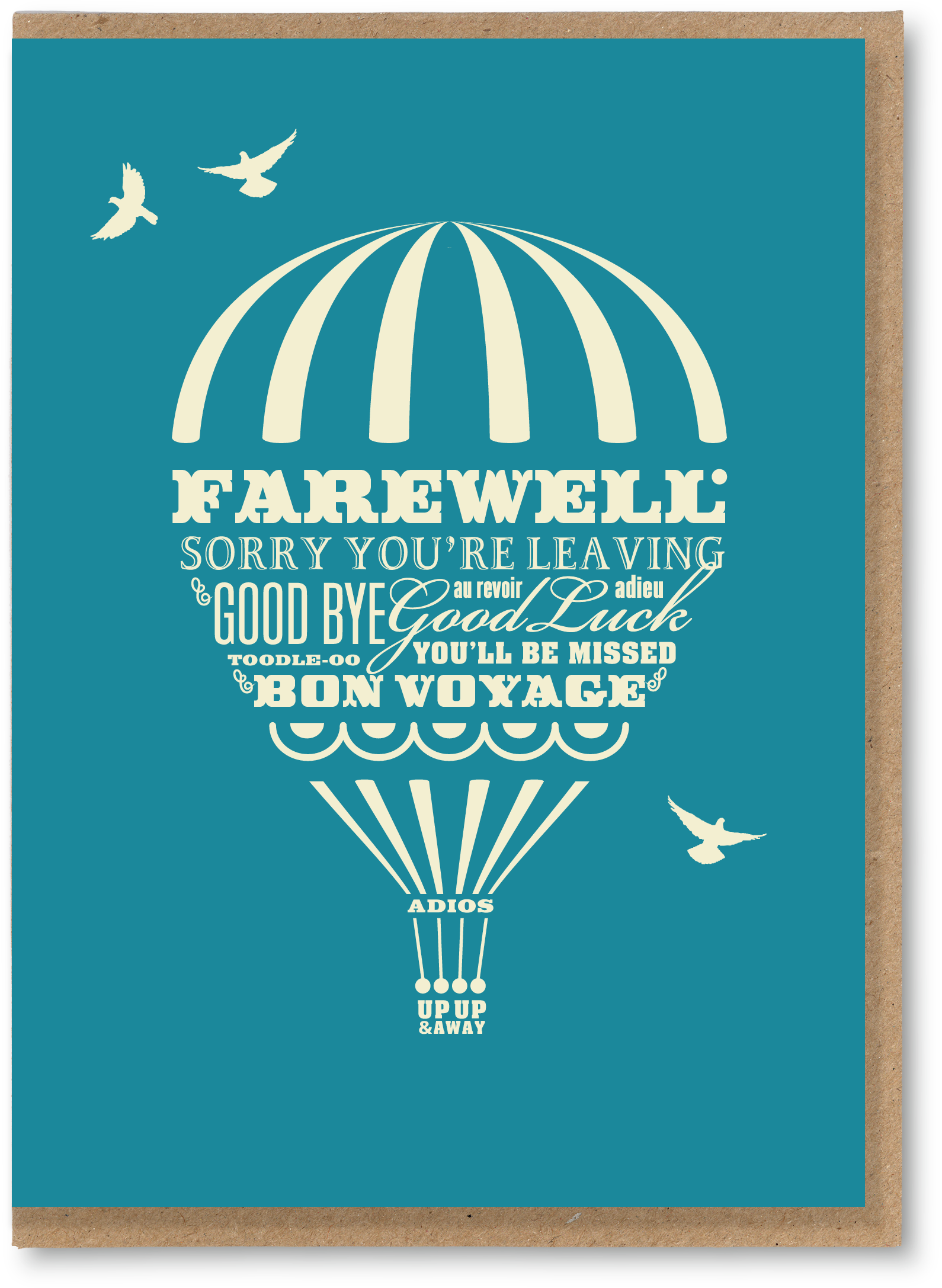 Farewell Card Png 1590 2174 Farewell Cards Card Layout Goodbye And Good Luck