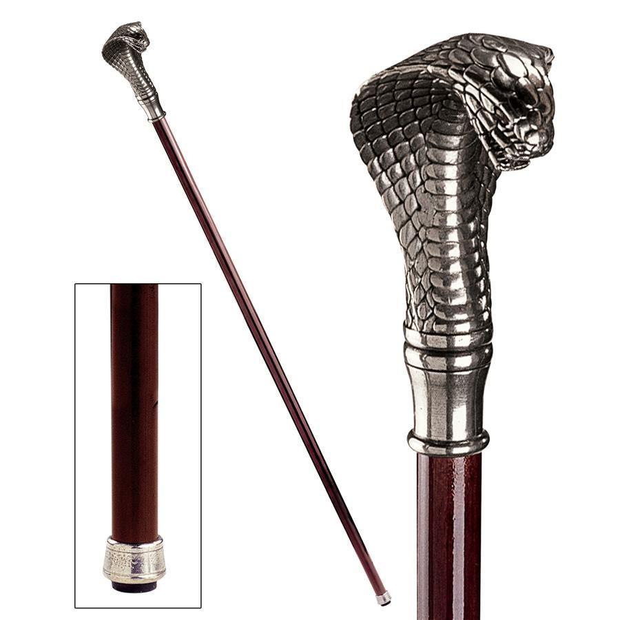 Cobra Walking Stick