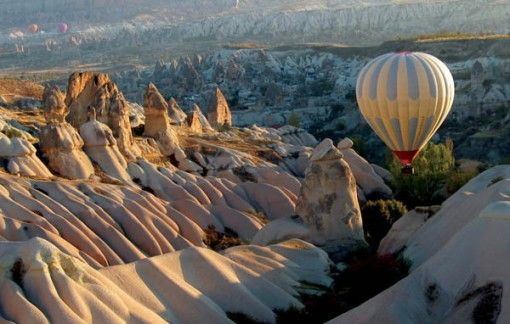 Kapadokya, Turkey