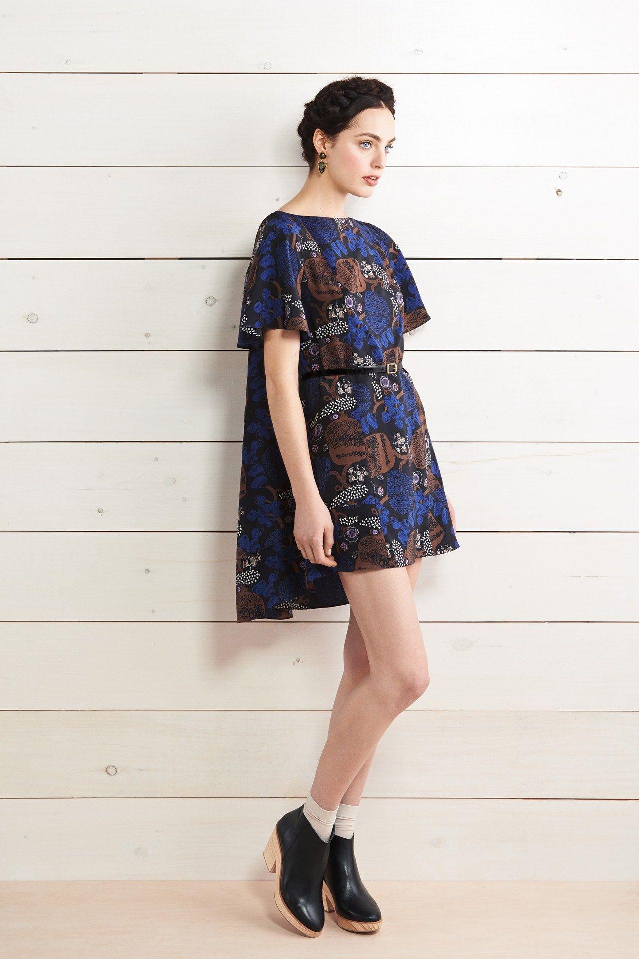 Whit fashion collection, autumn/winter 2014