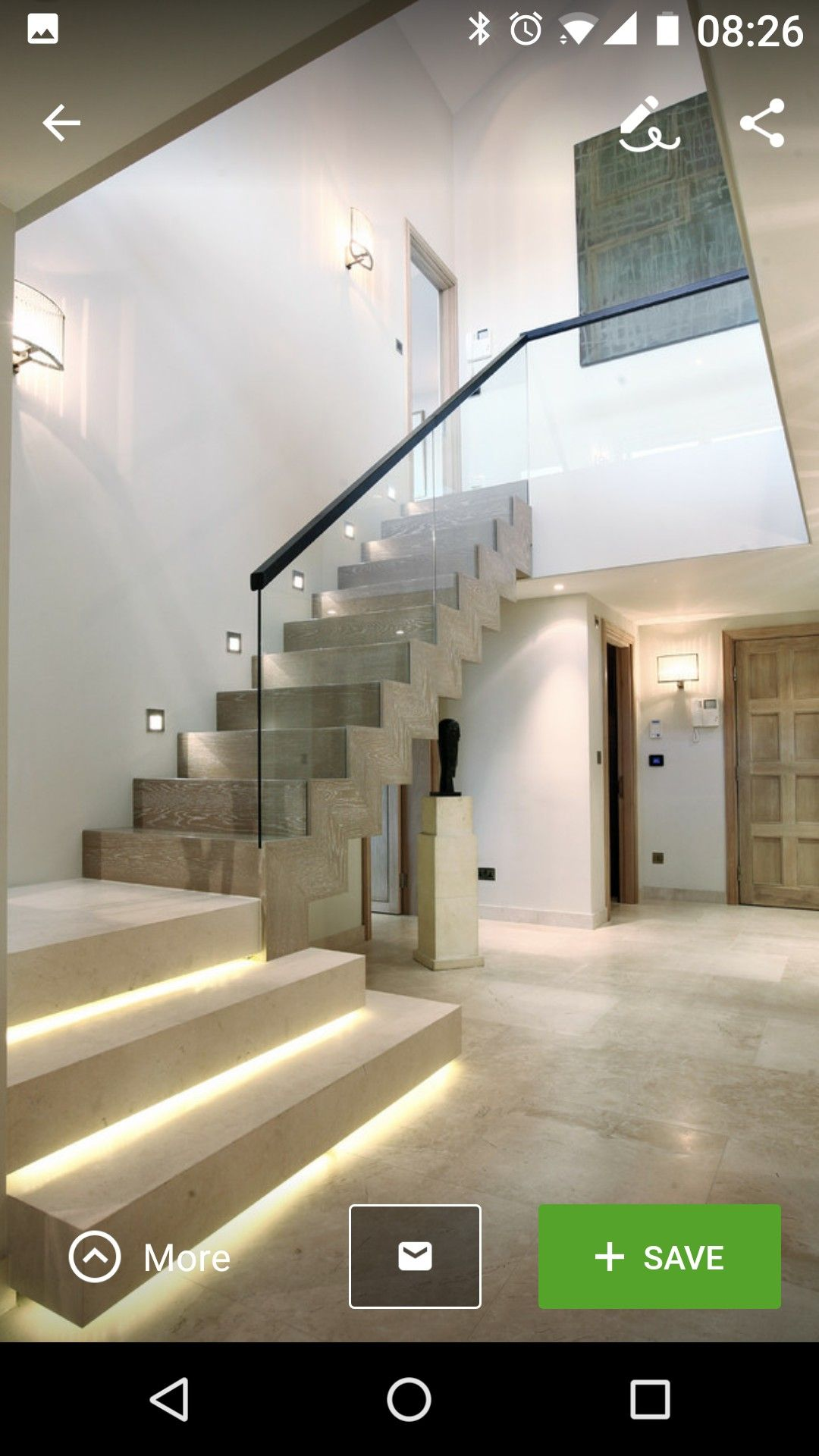 staircase lighting design. Stairway To Style: Great Ways Update Your Railings And Stairs Staircase Lighting Design
