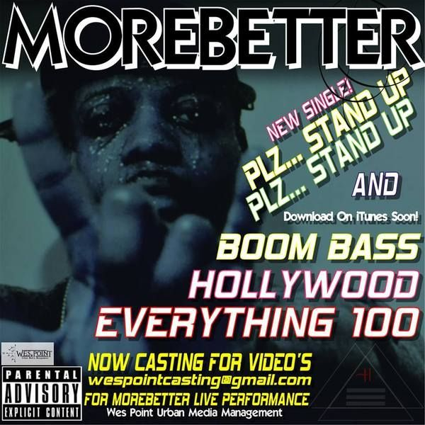 Check out MoreBetter on ReverbNation