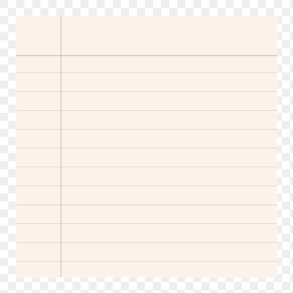 Blank Lined Paper Png Design Sticker Free Image By Rawpixel Com Marinemynt In 2020 Lined Paper Free Illustrations Png