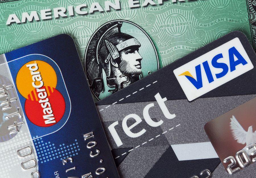 Credit Card Shopping Creditcard 5 Credit Habits O In 2020