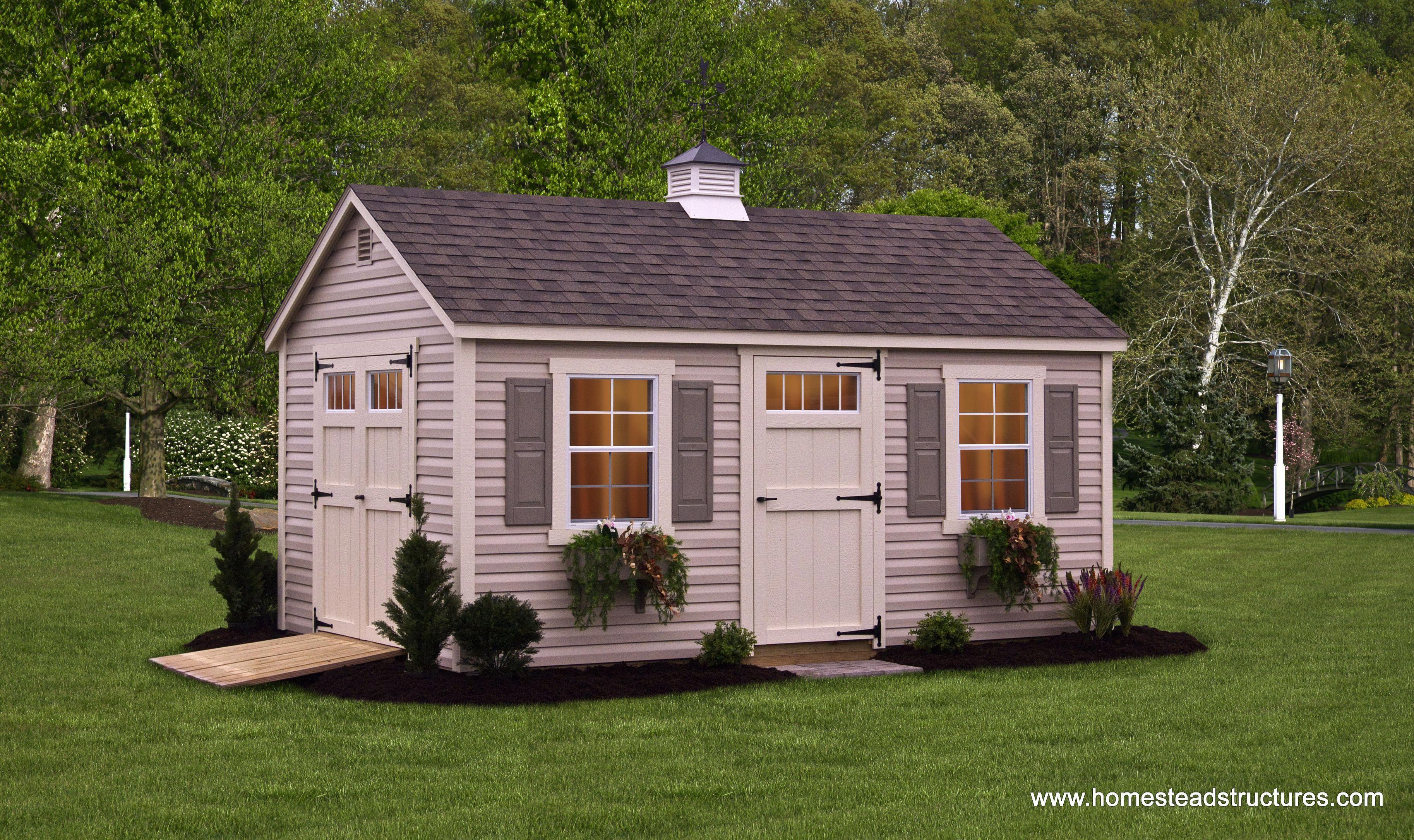 Custom Storage Sheds For Sale Garden Sheds Amish Sheds Homestead Structures Buildingagardenshed Shed Plans Shed Building Plans Building A Shed