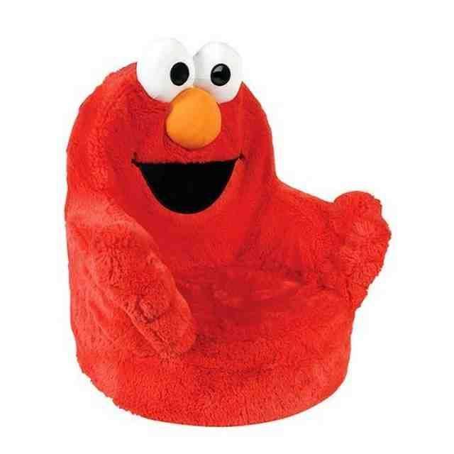Elmo Bean Bag Chair