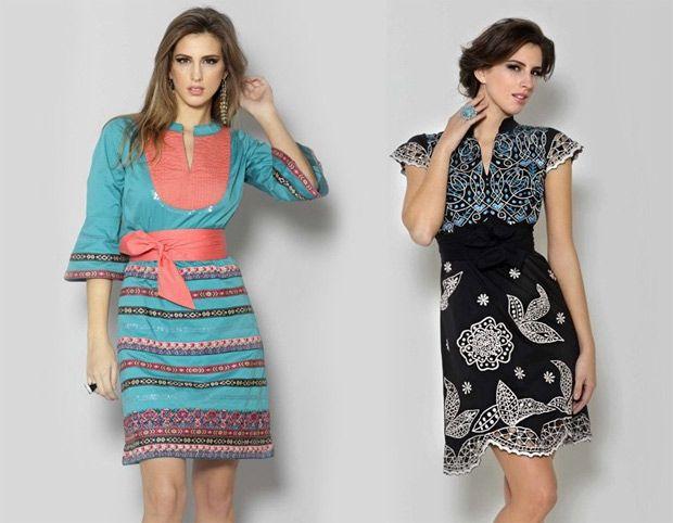 11 Nuevas imágenes de vestidos bordados (7)