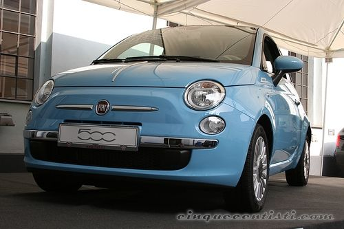 Fiat 500 Versione Cappellini (2007)