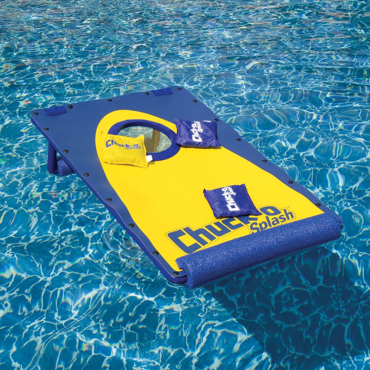 Chucko splash beanbag pool game pool games pool bags