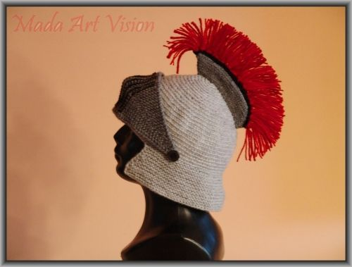 Helm Rycerski Szydelko Centrumrekodziela Pl Crochet Hats Crochet Art