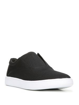 Black · VINCE Viktor Slip-On Sneakers.