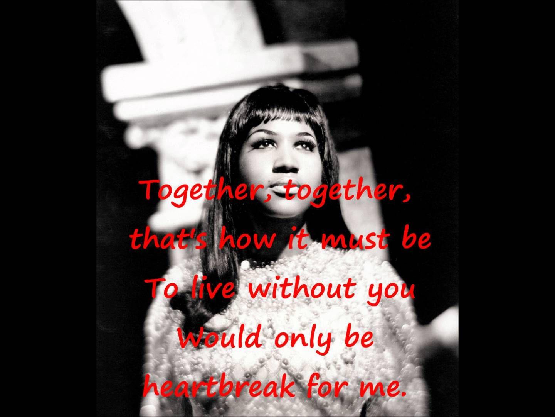 Aretha Franklin I Say A Little Prayer With Lyrics Canciones