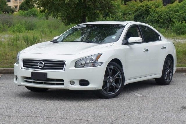 Cool Nissan 2017 2014 Nissan Maxima 3 5 Sv 2014 Nissan Maxima 3 5 Sv 42910 Miles Pearl White Sedan 3 5l Dohc 24 Valve V6 En Check M Nissan Maxima Nissan Sedan