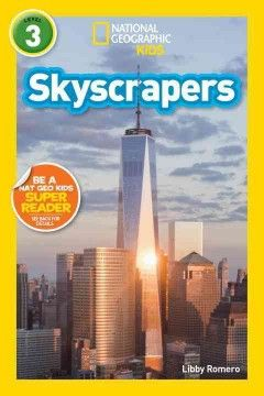 Learn all about the world's most amazing skyscrapers – from the first, to the tallest, to how they're built, and everything in between – in this new National Geographic Kids Reader. The Level 3 text provides accessible, yet wide-ranging, information for fluent readers.