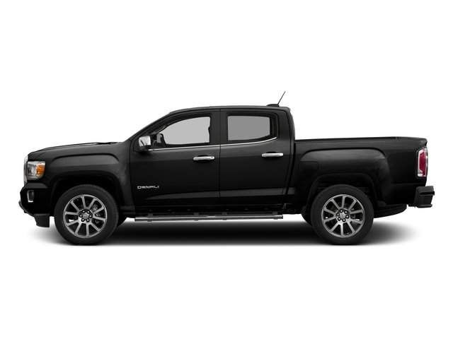 2018 Gmc Canyon Denali Side Gmc Canyon Gmc Pickup Trucks