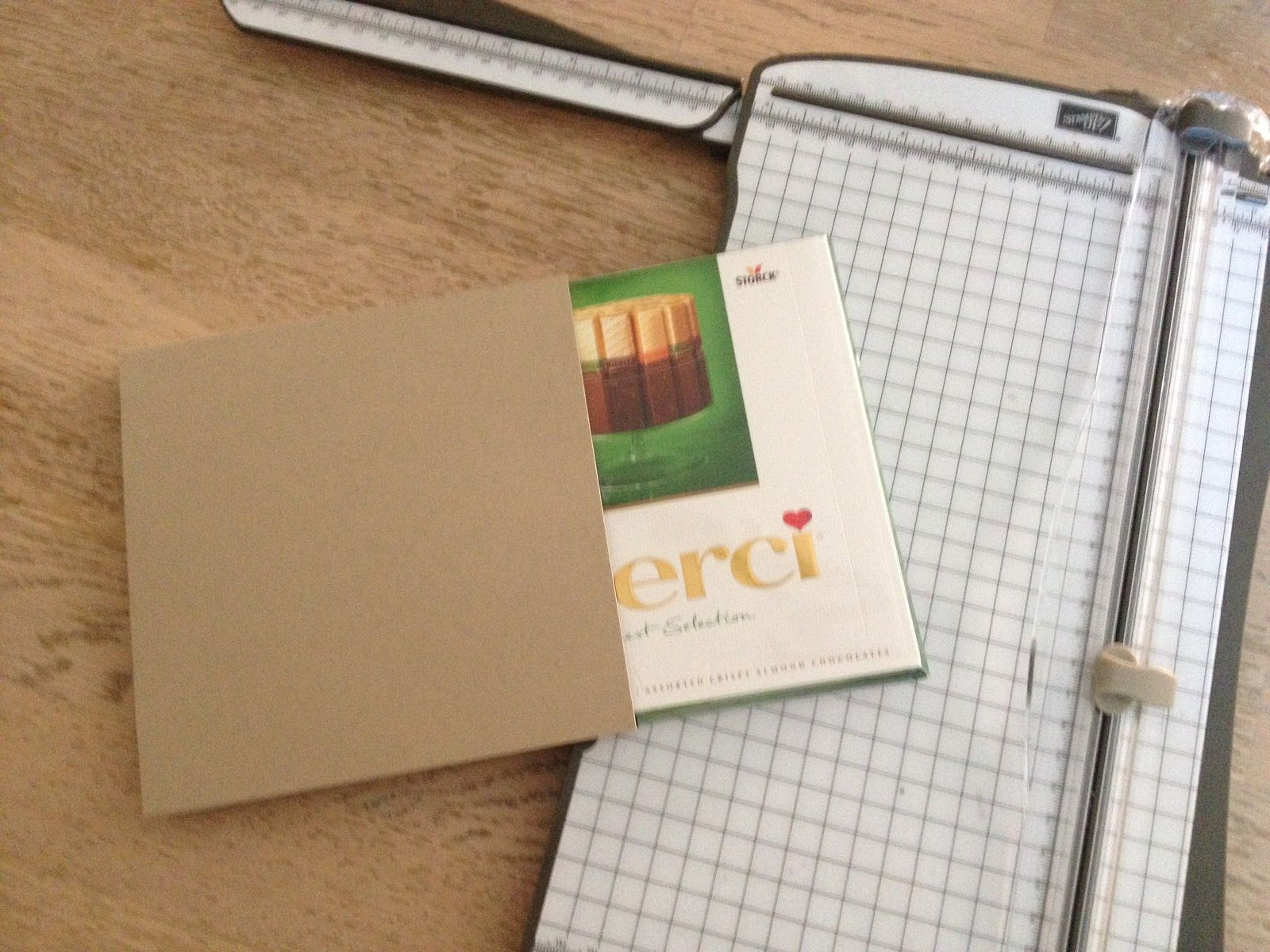 stempellicht anleitung f r merci verpackung verpackungsideen. Black Bedroom Furniture Sets. Home Design Ideas