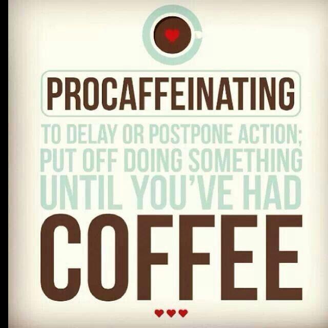 Procaffeneinating