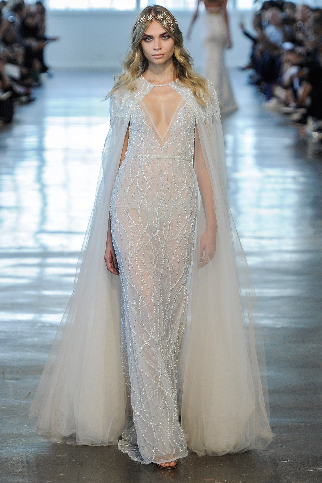 Wedding dress trends that will be huge in capes aand jackets