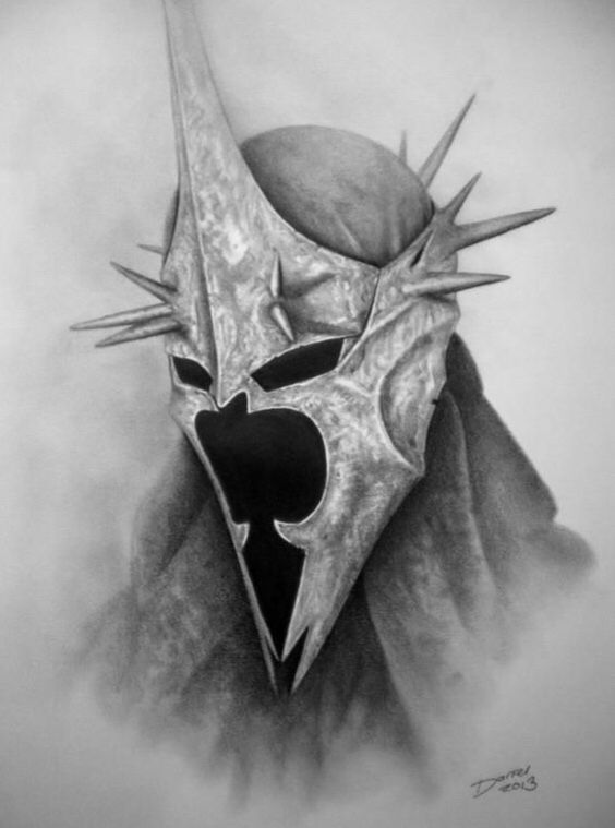 Original - Witch King of Angmar - The Lord of the Rings