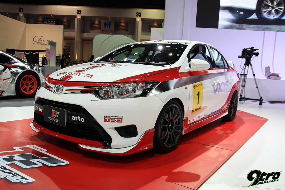 Grand New Veloz Modifikasi Toyota Yaris Trd 2018 Indonesia Gambar Vios Carstren
