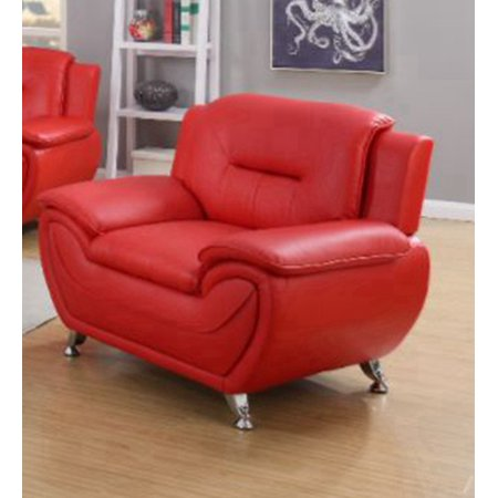 Excellent Greatime C2301 Red Sofa Chair Products In 2019 Faux Bralicious Painted Fabric Chair Ideas Braliciousco