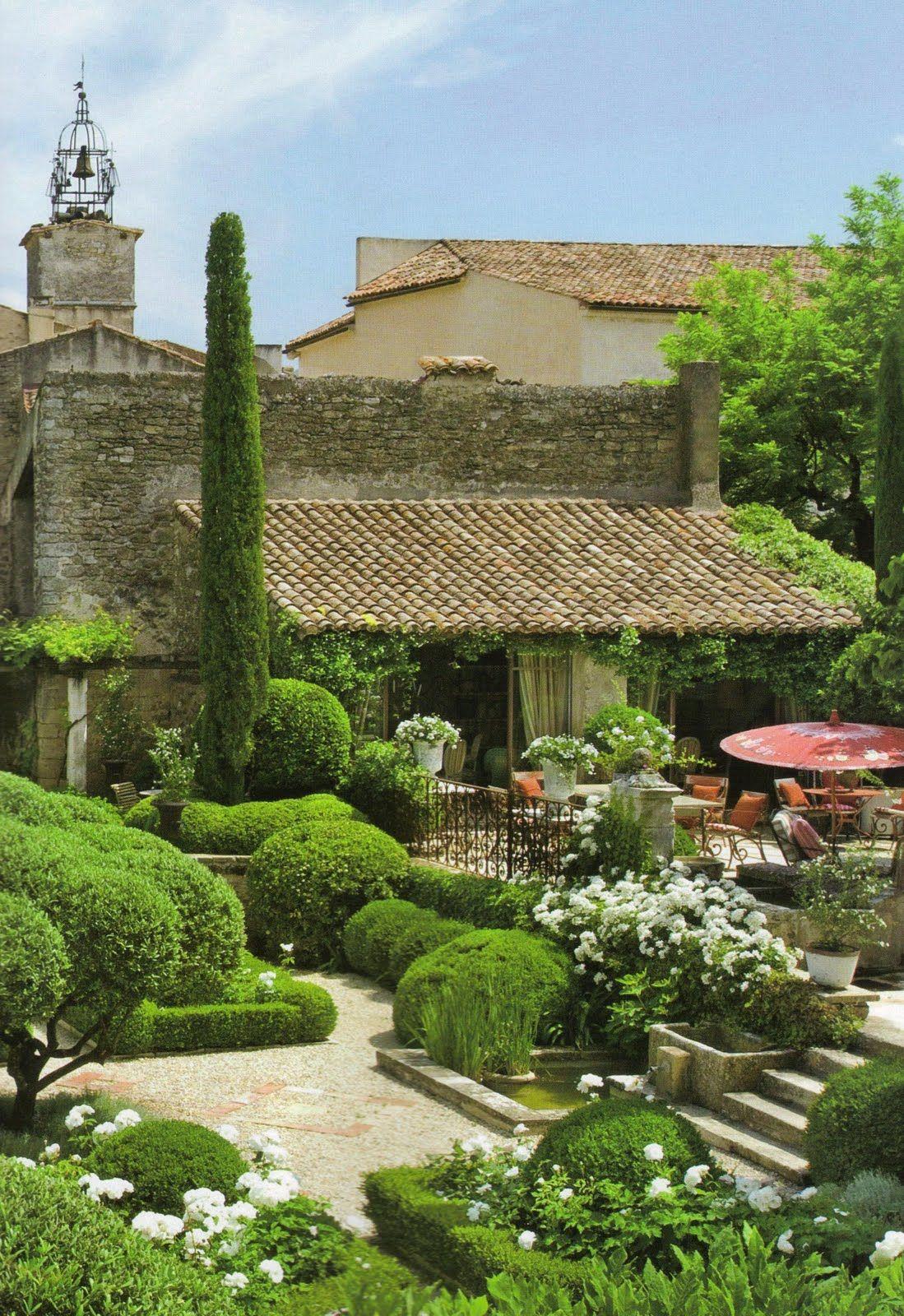 Michel biehn avec jean claude appy et marc nucera le for Provence homes