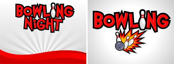 Bowling Clip Art | Download clipart; | BOWLING | Pinterest | Night ...
