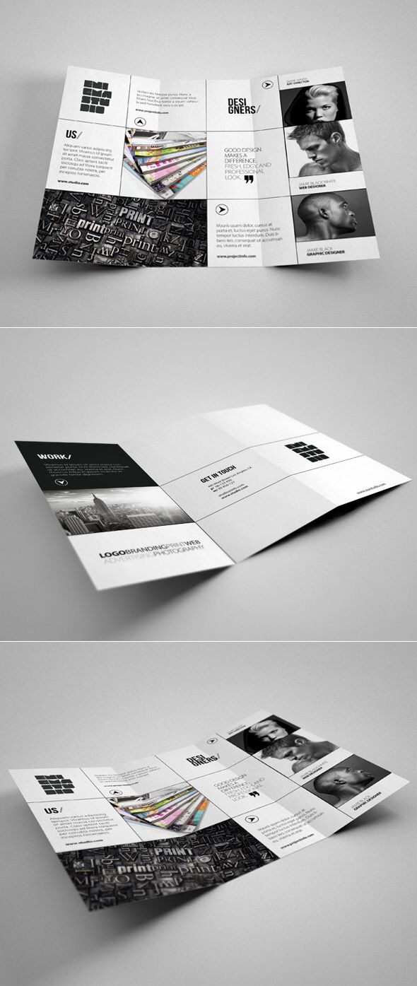 Pin By Design Box On Brochure    Brochures Creative