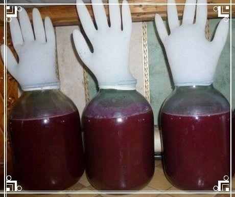 Делаем вино из изюма в домашних условиях - правильный 69