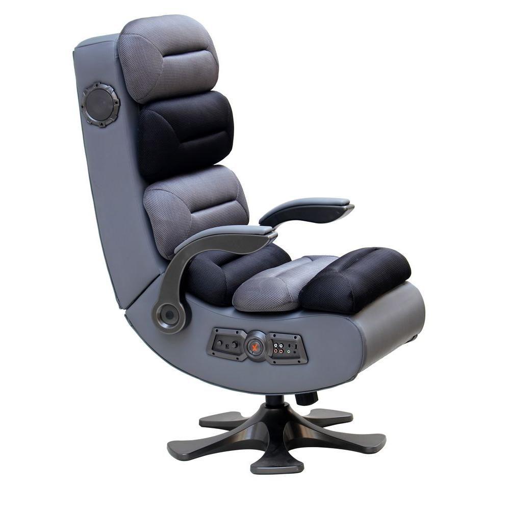 Superb X Rocker X Rocker Pro Black Wireless Bluetooth Audio Creativecarmelina Interior Chair Design Creativecarmelinacom