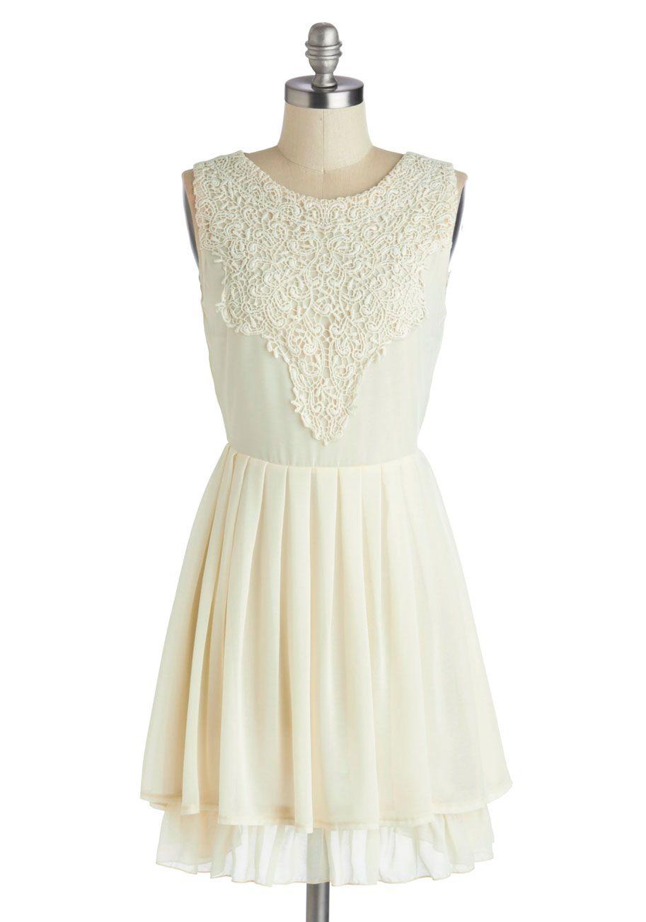 Candle Lighting Dress, #ModCloth