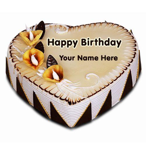Write Name On Fig And Honey Birthday Cake Online Cake Online Chocolate Cake Images Birthday Cake Writing