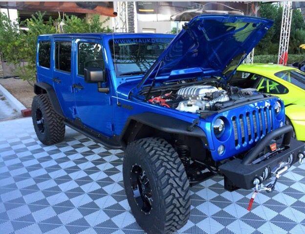 Hellcat Jeep Jeep Wrangler Jeep
