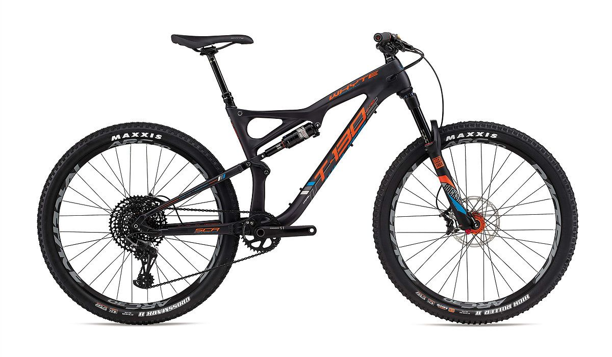 Whyte Bikes T130c Rs With Images Xc Mountain Bike Mountain