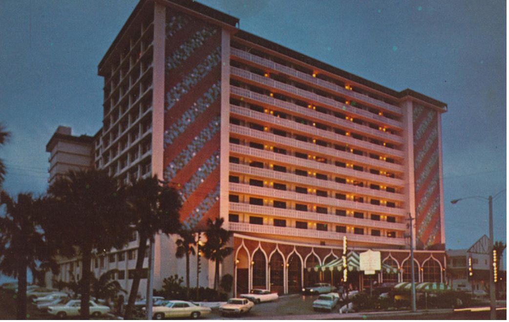 The Marco Polo Hotel