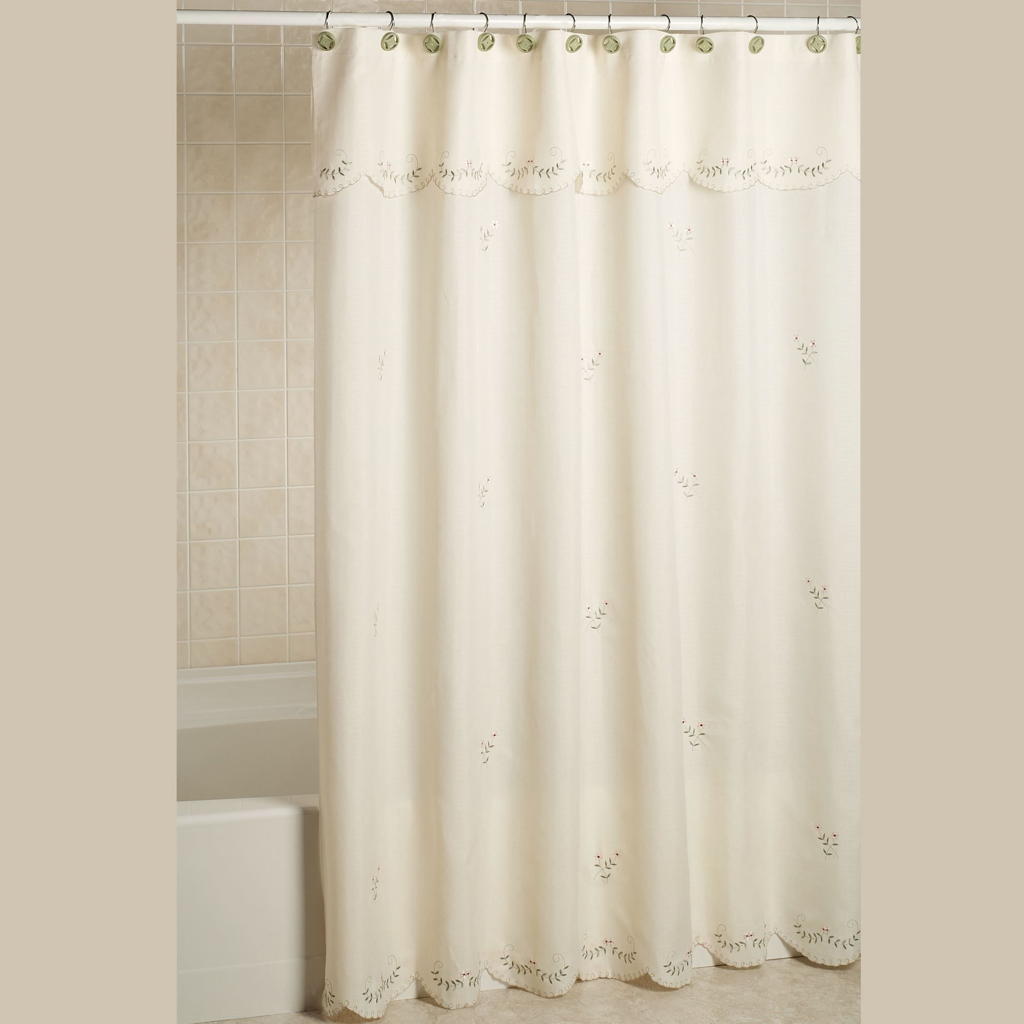 Choosing The Best Shower Curtain, Check It Out! | Curtain ideas ...