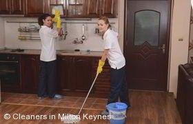 One off Deep Cleaning Milton Keynes