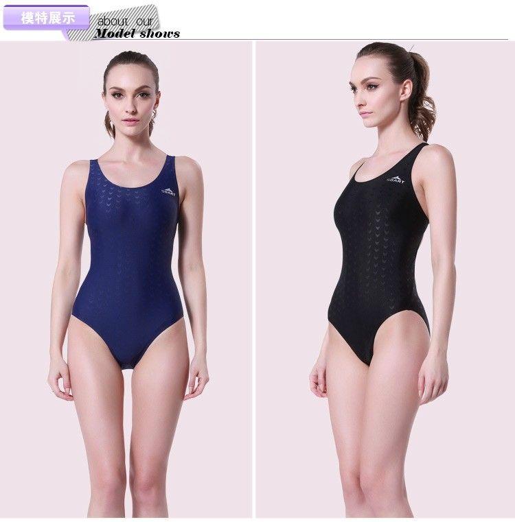 Womens One-Piece Snorkeling Surfing Swim Suit Sleeveless Plus Size Swimwear Sport Diving Suit Piece CapsA