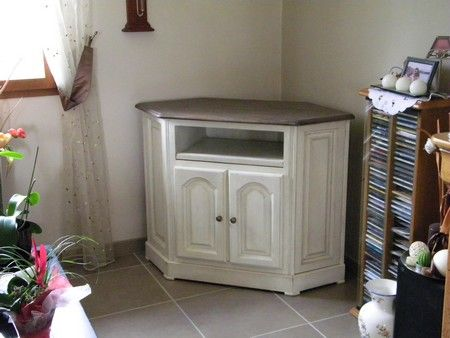 meuble tv relooking