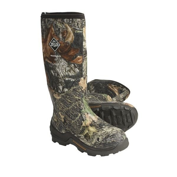 Womens Camo Muck Boots - Cr Boot