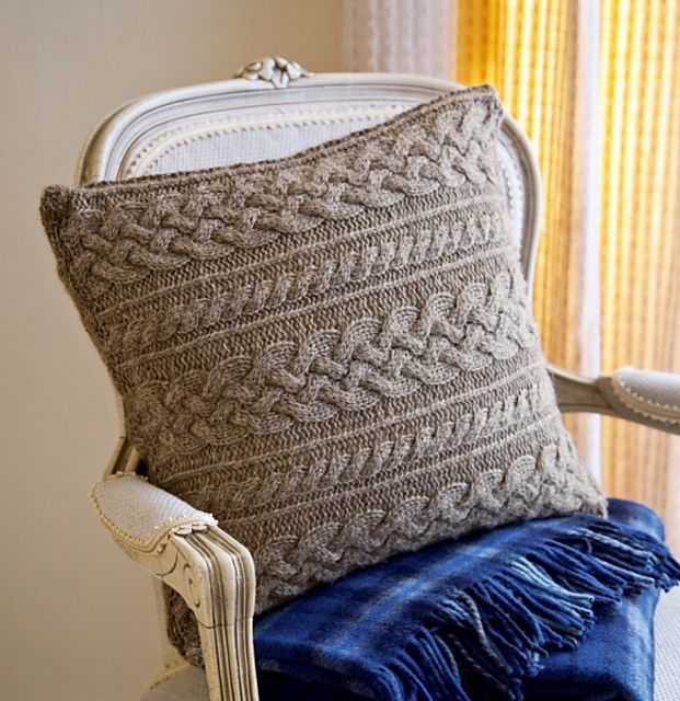 Celtic Comfort pattern by Mary Henderson   Knitted ...