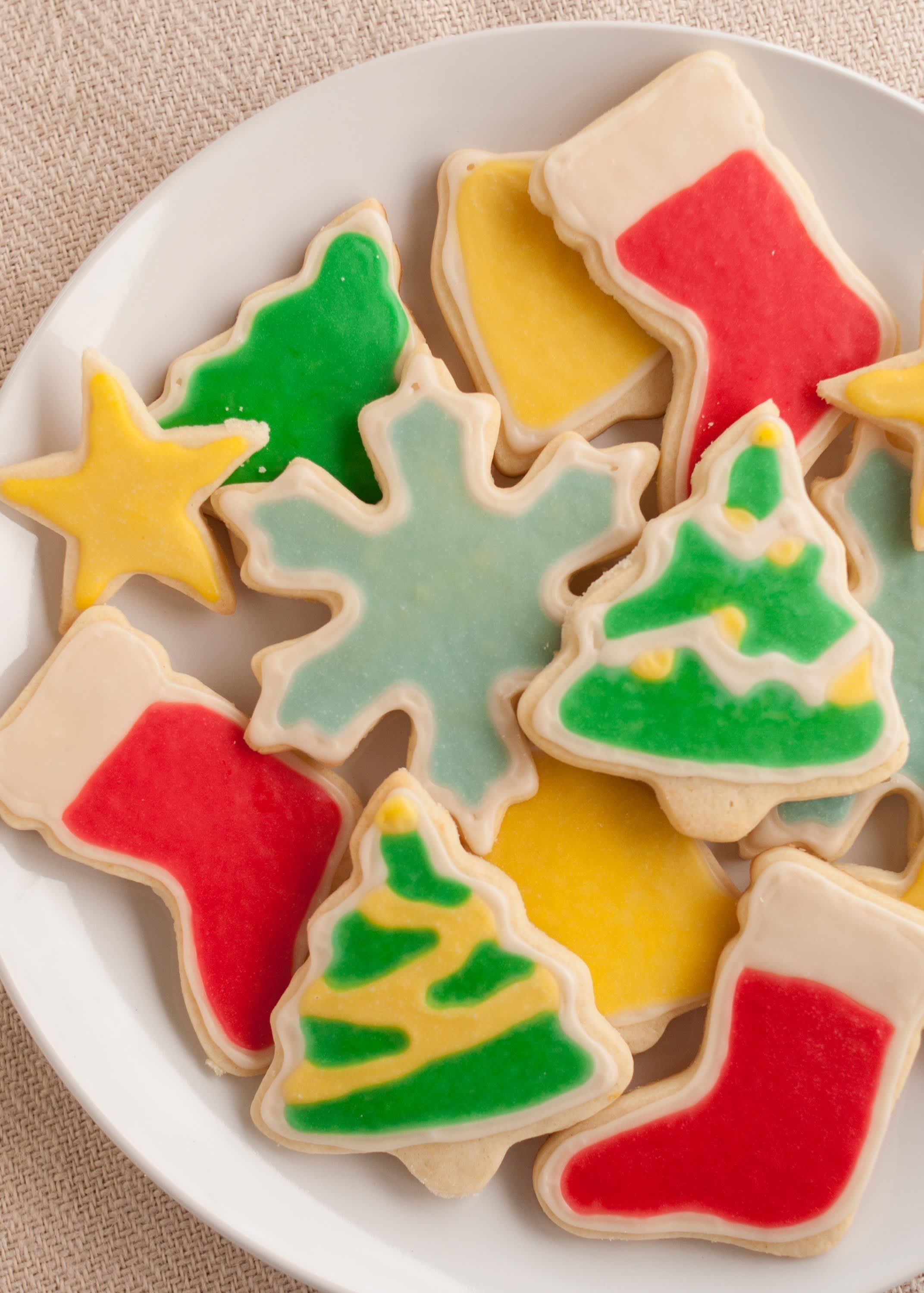 How To Make Cut Out Sugar Cookies