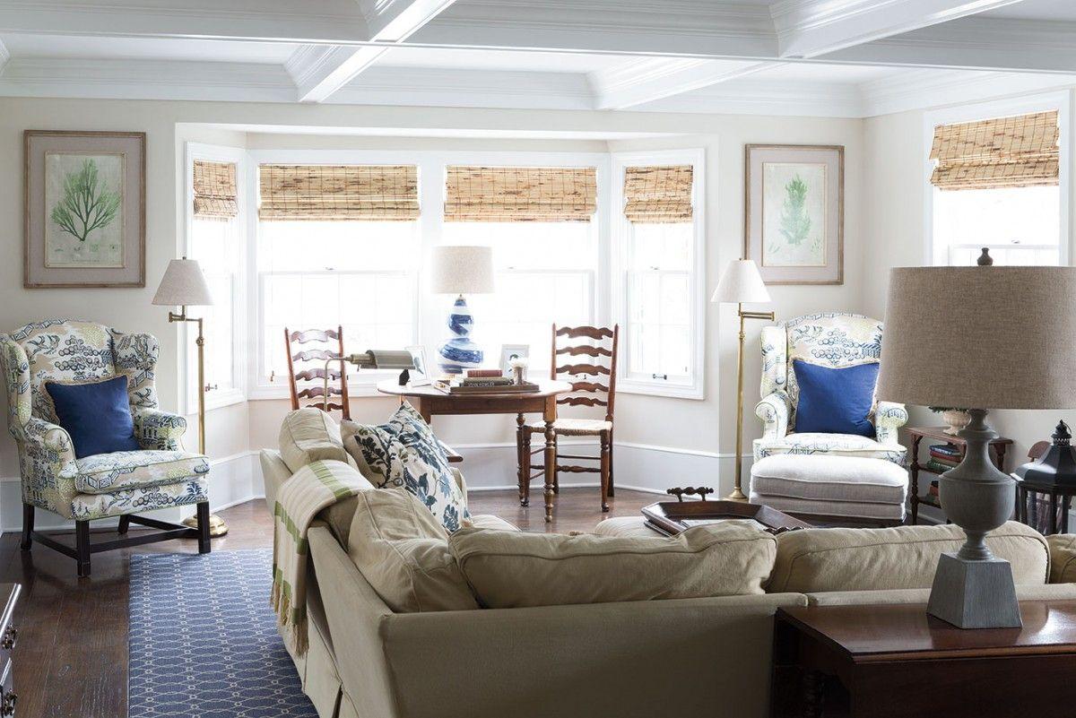 A Breath of Fresh Air Home, House interior, Living room