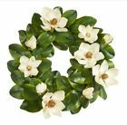 Photo of Real Touch Magnolia Wreath 23 Inches #HomeDécor