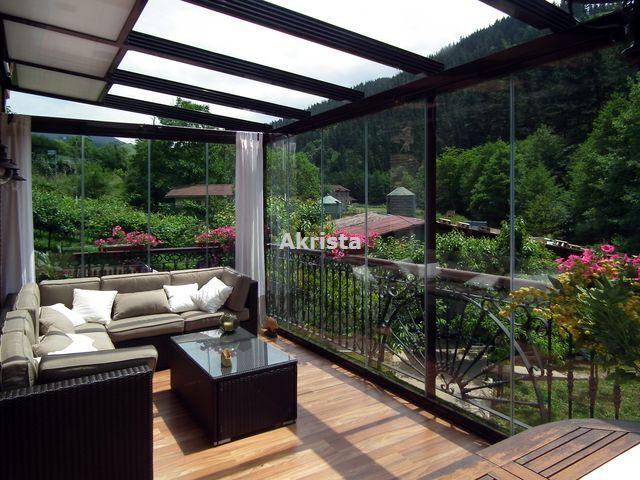 Fotograf as de cerramientos de terrazas akrista - Cerramientos terrazas aluminio ...
