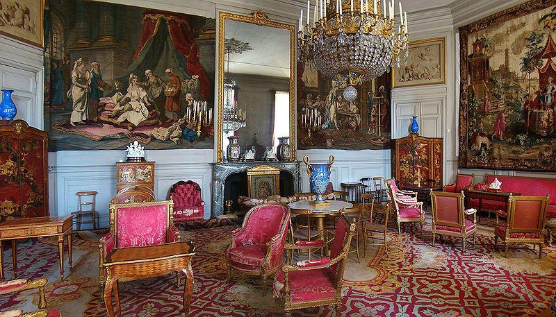 Chateau de Compiegne Dollhouse Pinterest French