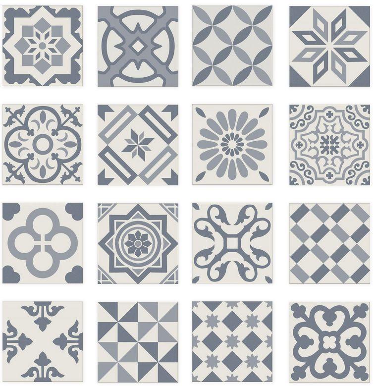 Carrelage Aspect Carreaux De Ciment Imitation Carreaux De Ciment Pochoir Carreau De Ciment