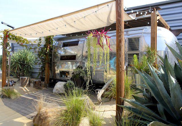 Organic Designs Gallery Exterior Costa Mesa Ca Airstream Airstream Living Nature Art